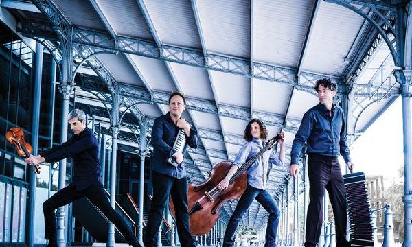 Mosalini-Teruggi Cuarteto /  Tango Hoy